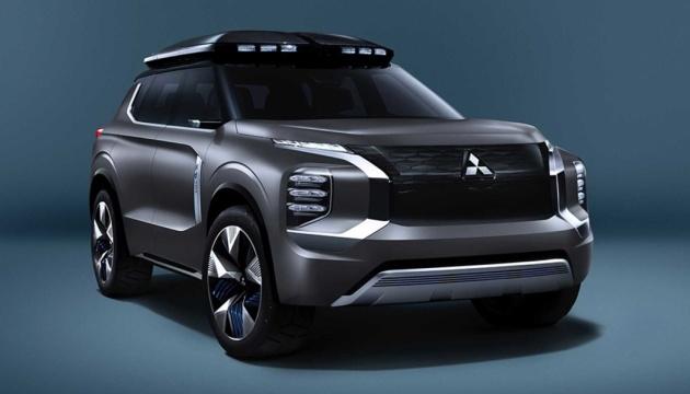 Mitsubishi скоро презентує електрокабріолет-позашляховик