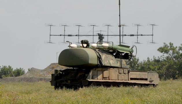 Зенітні ракетні війська України розпочали навчання зі стрільбами