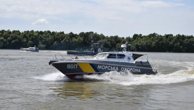 В Одесской области появился новый отряд Морской охраны