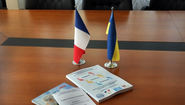 Odessa a accueilli le 3e Colloque international francophone en Ukraine