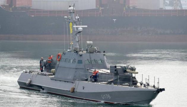 До Одеси прибув сьомий новий артилерійський катер