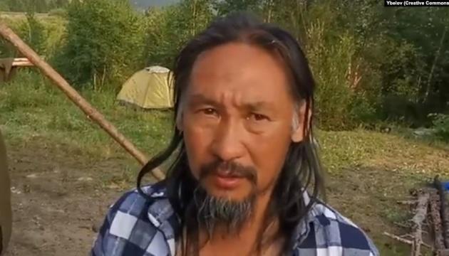 У Якутську відбувся пікет на підтримку шамана, який ходив виганяти Путіна