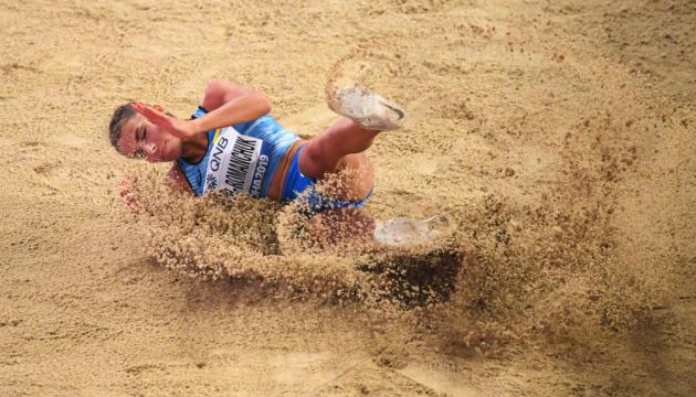 Бех-Романчук пробилася у фінал на ЧС з легкої атлетики