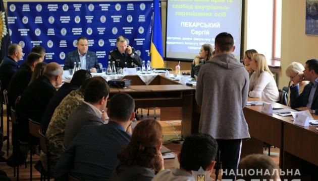 Близько 800 поліцейських уже готові для роботи на Донбасі в разі деокупації