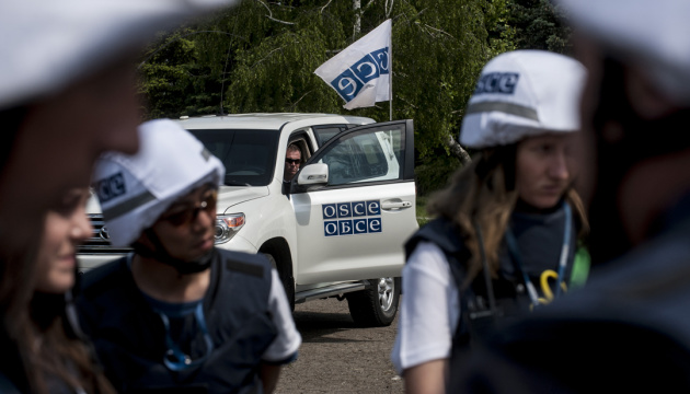 Almost half of OSCE SMM observers work in Donbas – Etherington