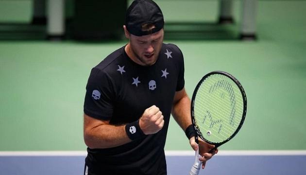 Український тенісист Марченко виграв турнір ATP серії Challenger в Нур-Султані