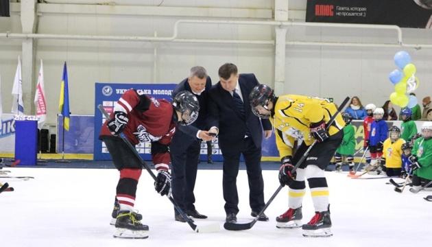 Дитячий хокей: рекорди і плани нового сезону