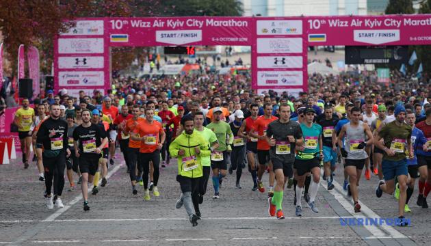 Глава Представництва ЄС взяв участь у Kyiv City Marathon