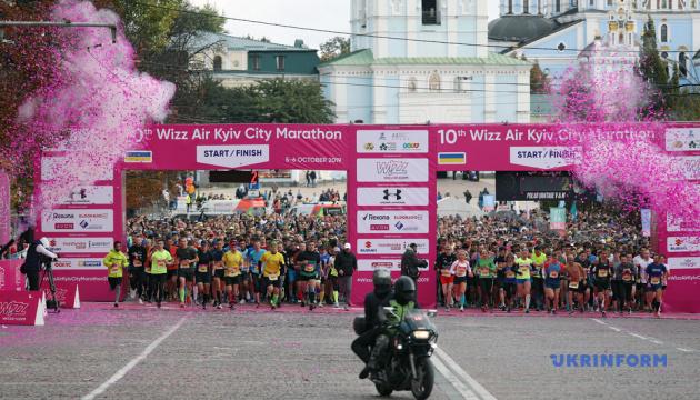 Київський марафон-2019 виграв Олександр Бабарика з Рівненщини