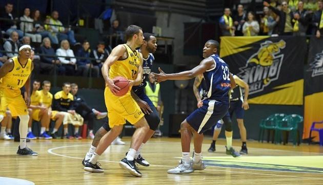 «Дніпро», «Київ-Баскет» і «Прометей» перемогли в матчах Суперліги