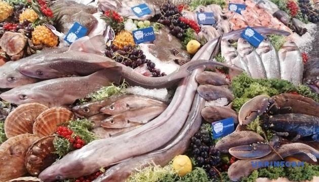 У Нідерландах відбувся рибний фестиваль