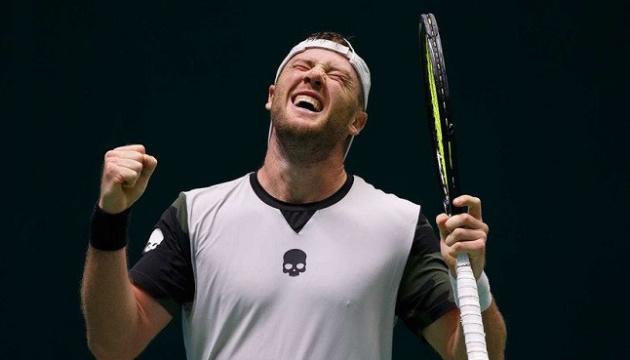 Рейтинг Марченка в ATP стрибнув на 103 позиції