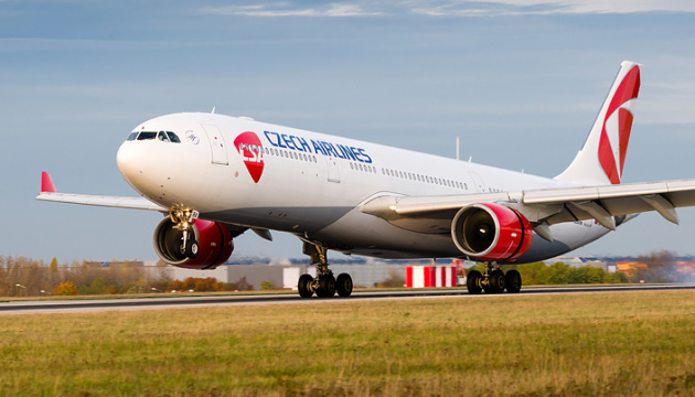 Із Одеси можна буде долетіти до Праги й узимку