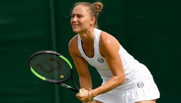Бондаренко поступилася Вотсон на старті турніру WTA в Тяньцзіні