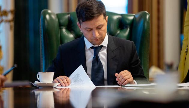 Präsident Selenskyj vereinfacht Kontrollen an Kontrollposten in der Ostukraine