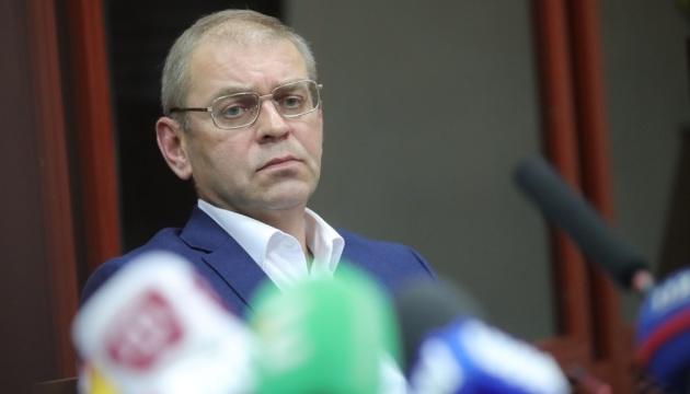 Народный фронт считает арест Пашинского возвращением