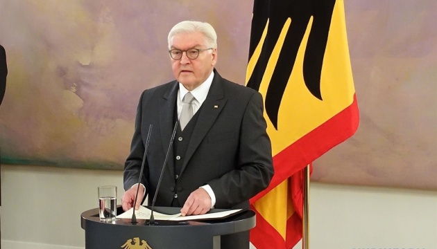 Steinmeier explains his 'formula'