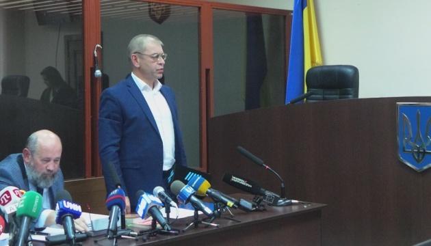 Пашинського відпустили під домашній арешт