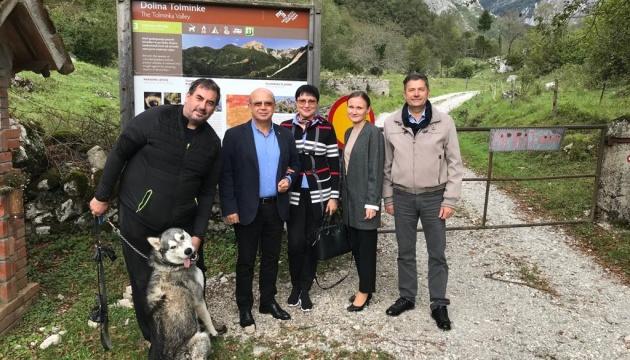 Україна і Словенія консолідують зусилля задля відновлення історичних пам'ятних місць