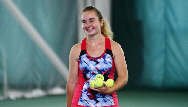 Дар'я Снігур стала учасницею Підсумкового турніру ITF серед юніорів