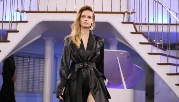 Andre Tan a présenté pour la première fois une collection à la Fashion Week de Paris