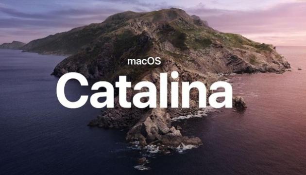 Apple выпустил новую версию macOS без iTunes
