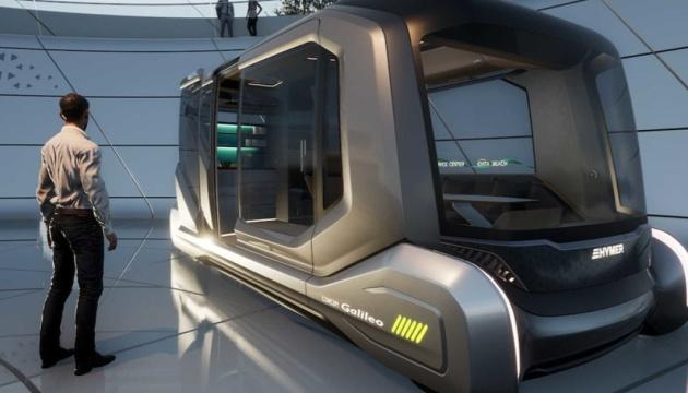 Hymer анонсував перший безпілотний будинок на колесах