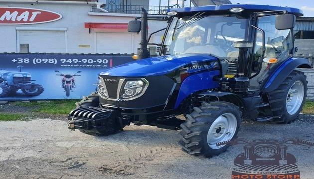 Мини трактора Фотон 504 - европейское качество по доступной цене