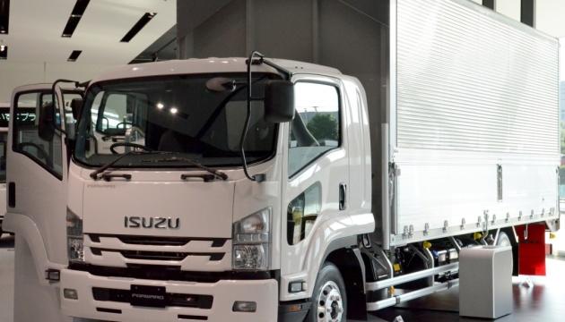Isuzu Motors розробила додаток для техогляду вантажівок