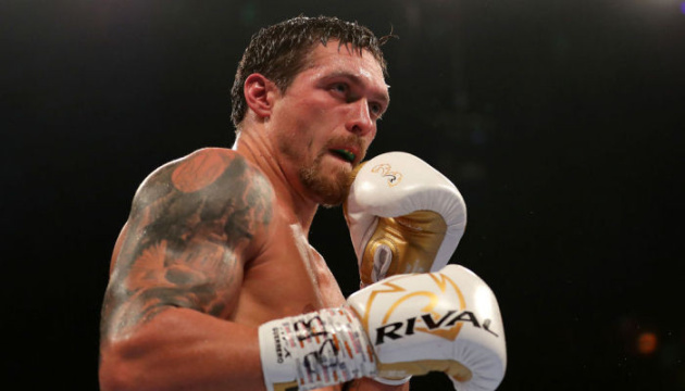Usyk not to fight Ustinov, managers looking for another contender
