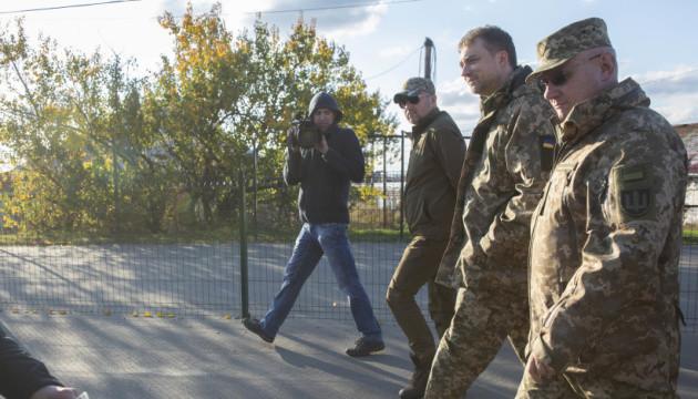 Хомчак про розведення військ на Донбасі: ЗСУ повернуться на позиції 2016 року