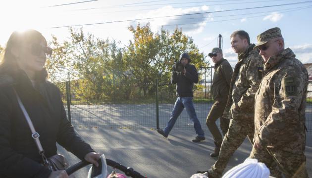 Defensa: Separación de fuerzas se producirá cuando las fuerzas de ocupación rusas cesen fuego y respeten un alto el fuego