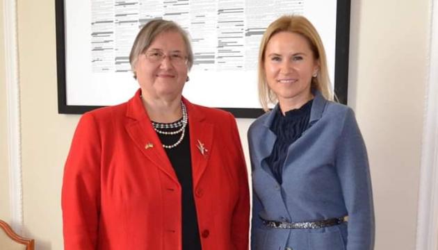 Україна зацікавилися досвідом Хорватії з реінтеграції окупованих територій