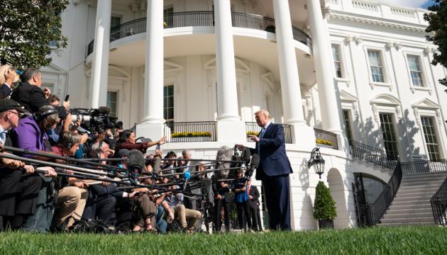 Белый дом отказался от сотрудничества по импичменту Трампа – СМИ