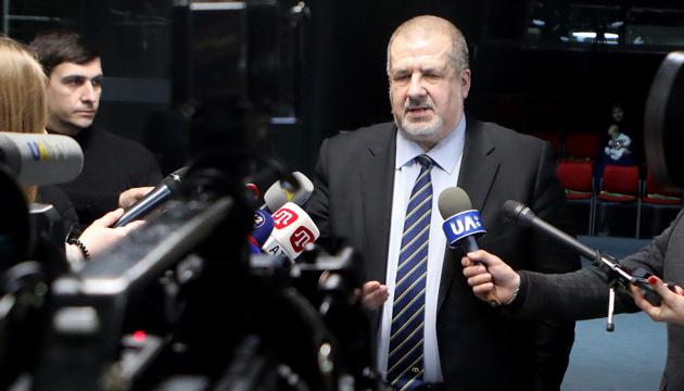 Ukraine should demand OSCE immediately recall Sajdik – Chubarov