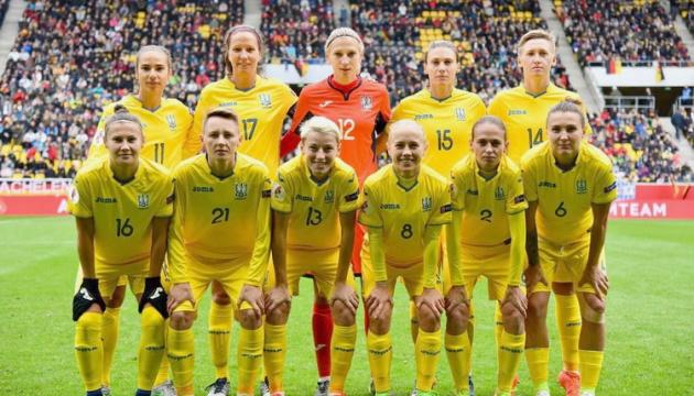 Українські футболістки поступилися Ірландії у матчі відбору Євро-2021