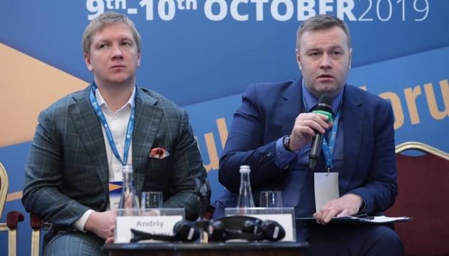Оржель і Коболєв назвали умови підписання транзитного контракту з Газпромом