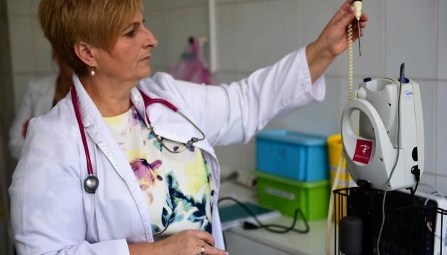В «Охматдиті» Львова розпочали використання медобладнання від діаспори та благодійників зі США