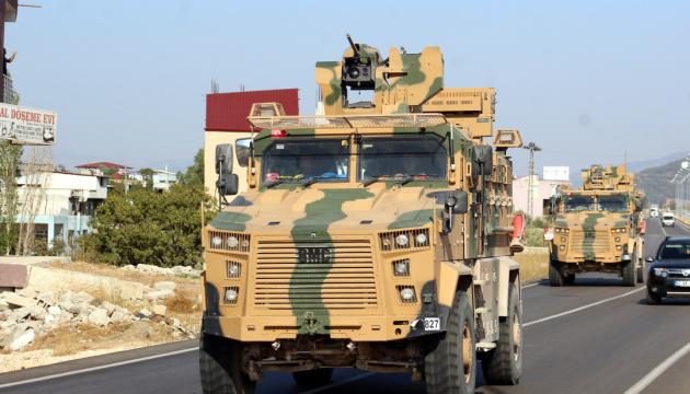 Євросоюз погрожує Туреччині збройовим ембарго — ЗМІ