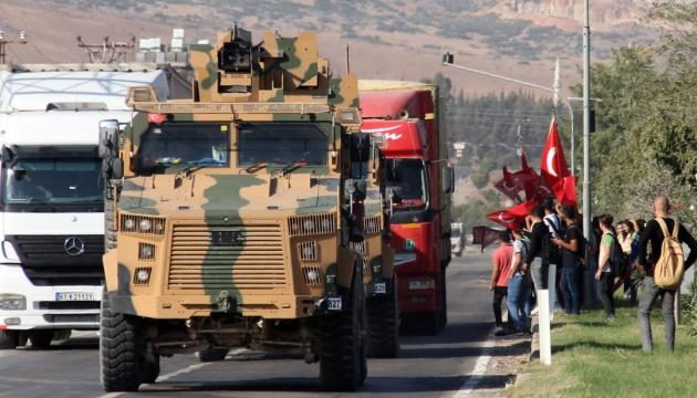 Туреччина не зупинить військову операцію в Сирії — Ердоган