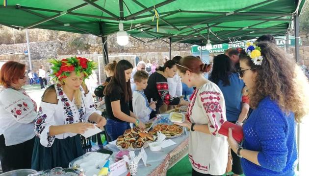 У ліванському містечку Дума відбувся Другий український фестиваль
