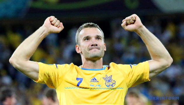 Шевченко - среди претендентов на лучшего футболиста XXI века