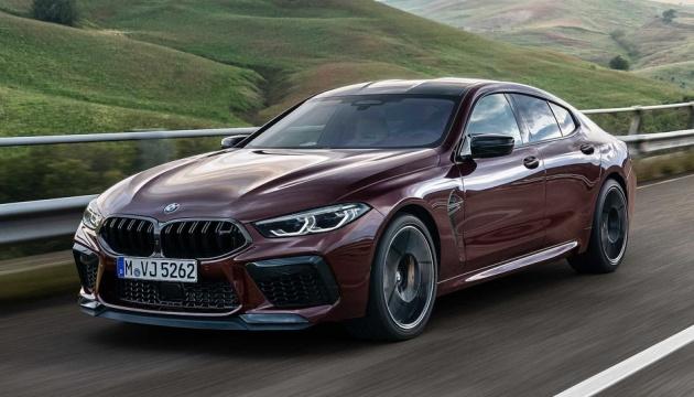 BMW презентувала новий седан