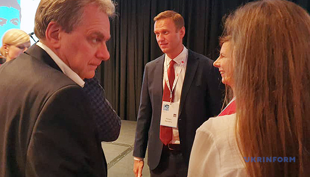 Навальний назвав можливих наступників Путіна
