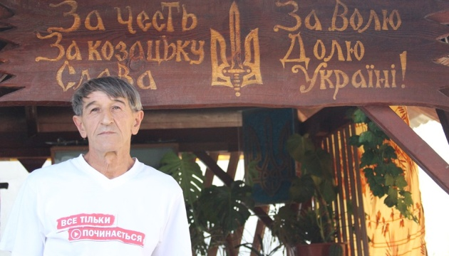 Crimean court extends arrest of activist Prykhodko for another two months