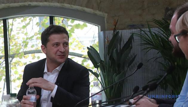 Volodymyr Zelensky : Ma mission principale consiste à mettre fin à la guerre