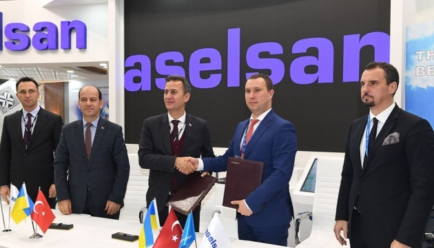 Turkey's Aselsan to supply $6 mln worth of radio stations to Ukraine