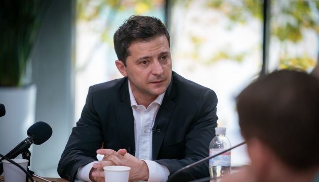 Zelensky says his main mission is to end war