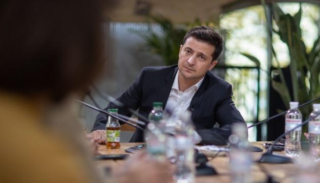 Зеленский хочет, чтобы СНБО перестали называть
