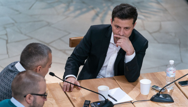 Кандидатура Ткаченко рассматривается на должность главы КГГА — Зеленский